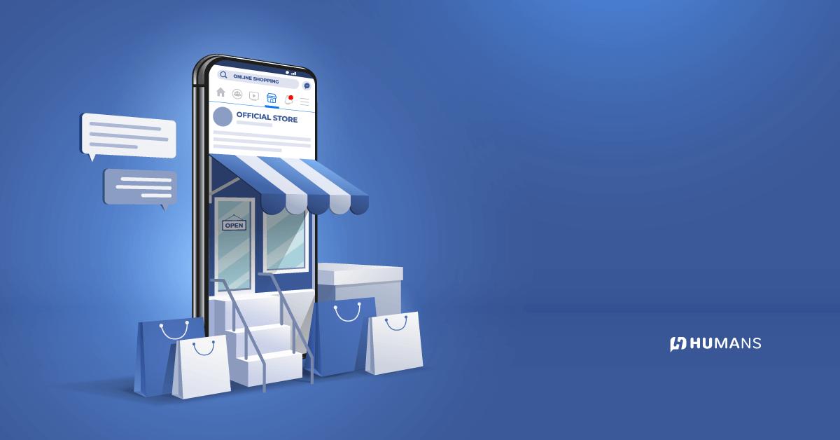 Facebook e Instagram shop