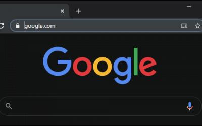 Google testa la Dark Mode
