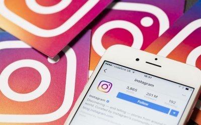 Il post ufficiale con cui Instagram annuncia il cambio look