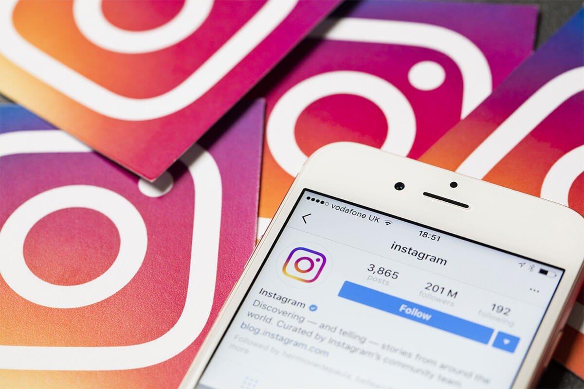 Instagram cambia la schermata home
