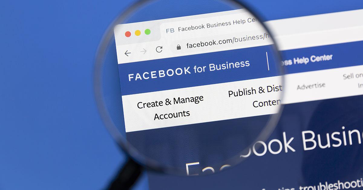 Facebook Analytics sospeso dal 20 Giugno 2021