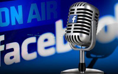 Facebook lancia i suoi prodotti audio e sfida Clubhouse