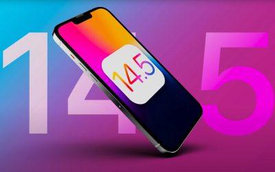 Apple lancia l'aggiornamento iOS 14.5: tutte le novità in arrivo
