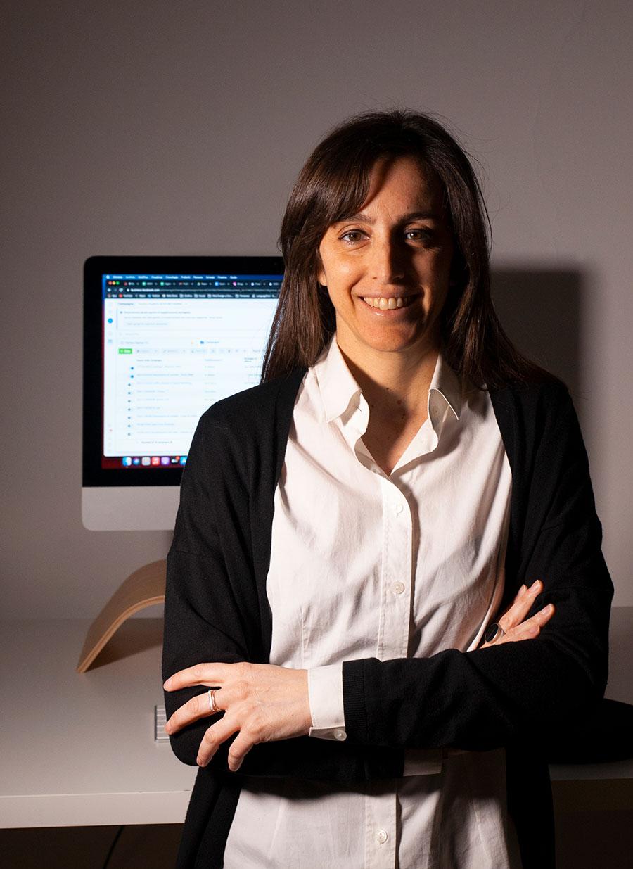 Andreea Coarca Docente Humans